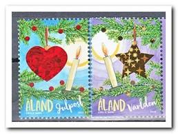 Aland 2018, Postfris MNH, Christmas - Aland