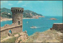 Torre Joanás, Tossa De Mar, Catalunya, C.1960s - Garrabella Targeta Postal - Other