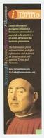 MARQUE PAGE - TURISMO TORINO ITALIA - LÉONARD DE VINCI - TOURISME TURIN - Bookmarks