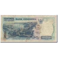 Billet, Indonésie, 1000 Rupiah, 1992, KM:129g, B+ - Indonésie