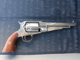 Revolver 36 Inox - Armes Neutralisées