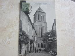 LESTERPS - LE CLOCHER ROMAN - Francia