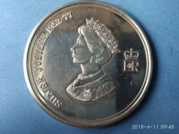 Giubileo D'argento 1952-1977 Obsorne House - Monarchia/ Nobiltà