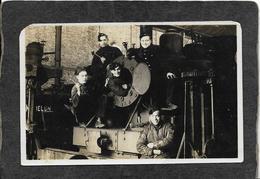 World War 1-French Sailors By Their Torpedo Casing 1910s - Antique Postcard - Guerra 1914-18