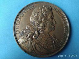Prinz Eugen Der Edle Ritter Kaiser Franz Joseph I° 1865 - Monarchia / Nobiltà