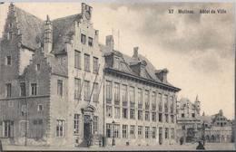 Mechelen - Malines - Hòtel De La Ville - HP1494 - Mechelen