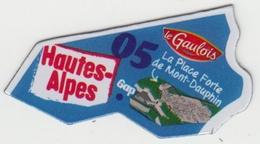 Magnet Le Gaulois - 05 - Hautes-Alpes - Publicitaires
