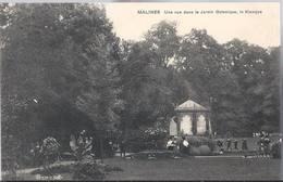 Mechelen - Malines - Une Vue Dans Le Jardin Botanique, Le Kiosque - HP1498 - Mechelen