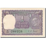 Billet, Inde, 1 Rupee, KM:66, SUP - Inde