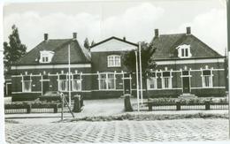 Goudswaard 1982; Gemeentehuis - Gelopen. (R. Bouman Jr. - Goudswaard) Vouwtje. - Other