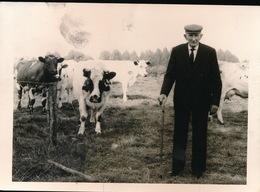 SINT LIEVENS HOUTEM  1973  FOTO 14 X 10 CM -  CHRIS  KANDIDAAT HONDERJARIGE - Sint-Lievens-Houtem