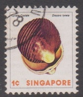 Singapore 293 1977 Sea Shells Definitive,1c, Used - Singapore (1959-...)