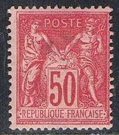 FRANCE : N° 98 ** (Type Sage) - PRIX FIXE  : 1/3 De La Cote - - 1876-1898 Sage (Type II)