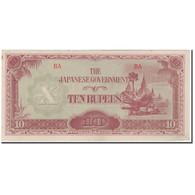 Billet, Birmanie, 10 Rupees, KM:16a, SUP - Myanmar