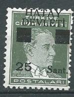 Turquie , Alexandrette  - Administration Turque     - Yvert N°  17 B  **   - Cw34019 - 1934-39 Sandjak Alexandrette & Hatay