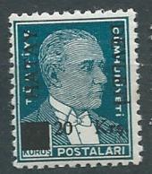 Turquie , Alexandrette  - Administration Turque     - Yvert N°  23   **   - Cw34024 - 1934-39 Sandjak Alexandrette & Hatay