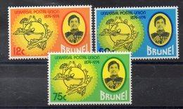 BRUNEI Timbres Neufs ** De 1974  ( Ref 2561 )  UPU - Brunei (1984-...)