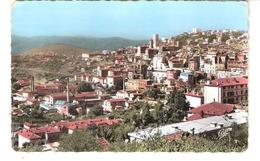 Grasse-(Alpes Maritimes)-écrite En 1961-Vue Générale De La Ville-cité Des Parfums-Usines -cheminées-Cheminée - Grasse