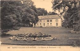 ¤¤  -  SAINT-VALERY-sur-SOMME   -  Le Chateau De Rommerel   -  ¤¤ - Saint Valery Sur Somme