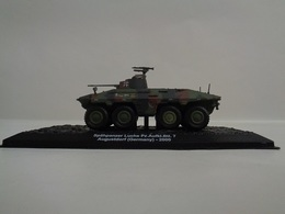 Véhicule SPPZ 2 LUCHS A1 1998 - 1/72  Neuf  - Altaya - Voitures, Camions, Bus