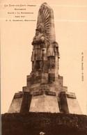 LE BAN DE SAPT MONUMENT ELEVE A LA FONTENELLE - France