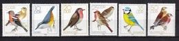 Oost Duitsland - Inheemse Zangvogels/Heimische Singvögel - MNH - M 2388-2393 - Zangvogels