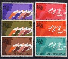 MONTSERRAT   Timbres Neufs ** De 1974  ( Ref 2564 )  UPU - Montserrat