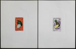 Afrique > Cameroun 1967 - 2 Epreuves De Luxe - N° 444 / 448 Y &T - Superbe - Kameroen (1960-...)