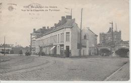 Borgerhout Turnhoutse Baan  Cafe Int Spieke. 5.11.1920 ???? - Antwerpen