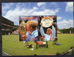SAINT VINCENT   Timbre Neuf ** De 1987  ( Ref 2569 ) Sport - Tennis - St.Vincent (1979-...)