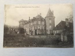 CHÂTEAU DU MONTEL-de-GELAT - France
