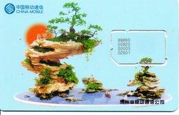 GSM Mobile  Chine Bonsaï Plante  G 476 - Chine