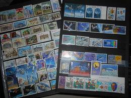 Collection , Europa 80 Timbres Obliteres - Timbres