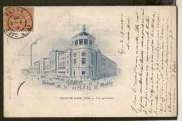 CP-LYON - Palais De Glace - Vue Générale - Lyon