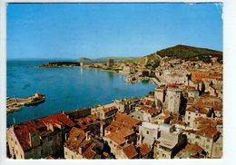 U3882 Nice Stamp JUGOSLAVIJA On Postcard SPLIT + NAVE NAVI NAVY SHIP BATEAU - Jugoslavia