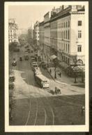 CP-LYON - Place Bellecour Et Rue De La République - Altri