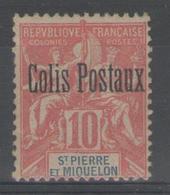 SAINT-PIERRE Et Miquelon:  C.P.n°2 *     - Cote 40€ - - St.Pierre Et Miquelon