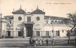ESPAGNE - SEVILLA - Plaza De Toros - Sevilla