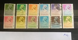 P44 Hong Kong Collection Mix Stamped En Not Stamped - Hong Kong (...-1997)