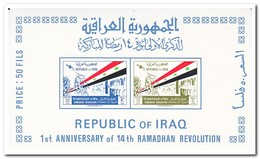 Irak 1964, Postfris MNH, 1st Anniversary Of The Ramadan Revolution - Irak