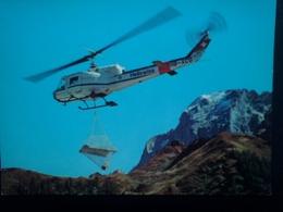 Flugaufnahme - Helikopter Agusta Bell 204 B - Elicotteri