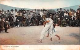ESPAGNE -  Lucha En CANARIAS - Espagne