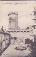 CPA  - 48. Bourdeilles Le Grand Donjon Du Château - Frankreich