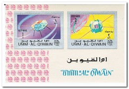 Umm Al-Qiwain 1966, Postfris MNH, ITU - Umm Al-Qiwain