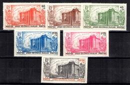 AEF Maury N° 72/76 Et Poste Aérienne N° 9 Neufs ** MNH. TB. A Saisir! - A.E.F. (1936-1958)