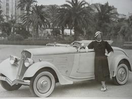 Rare!  Photo Ancienne Peugeot 601 Voiture Ancienne Automobile Ancienne  !!! - Automobili