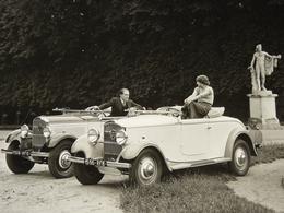 Rare!  Photo Ancienne Peugeot 301 Voiture Ancienne Automobile Ancienne  !!! - Automobili