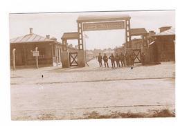 Camp Termonde Kamp Dendermonde Zeldzaam Met Acht Soldaten Ipv Van Zeven - Dendermonde