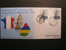 Mauritius Comm. Cover - Maurice (1968-...)