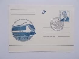 Original -  Briefkaart  Benelux POOLPOST Vereniging , 9000 Gent 20 - 09 -1997 - Marcophilie